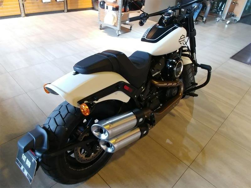 Harley Davidson - 2018 Fat Bob review and Price in India ...