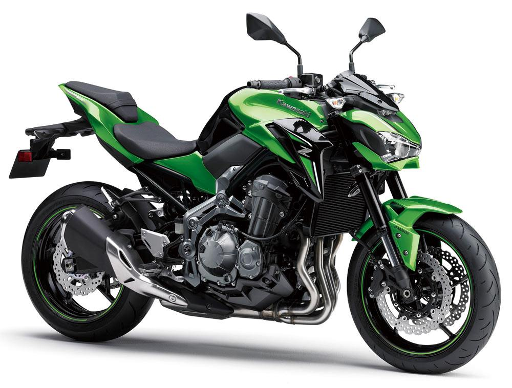 Kawasaki z 900 review