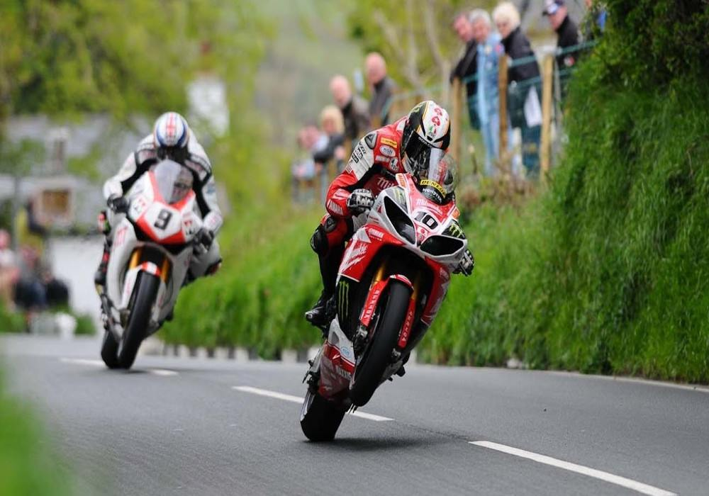Isle of Man TT Greatest Show on Earth 1