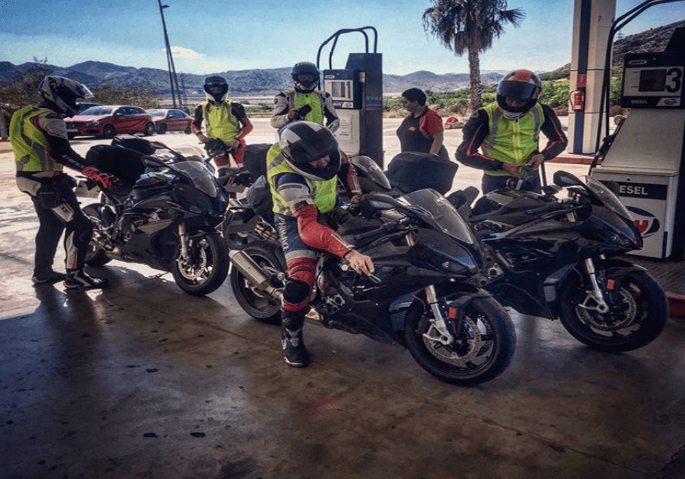 2019 Bmw S1000rr Seen Tested By Riders Adrenaline Culture