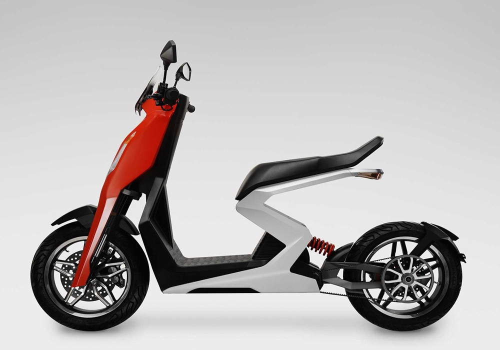 Zapp Scooter