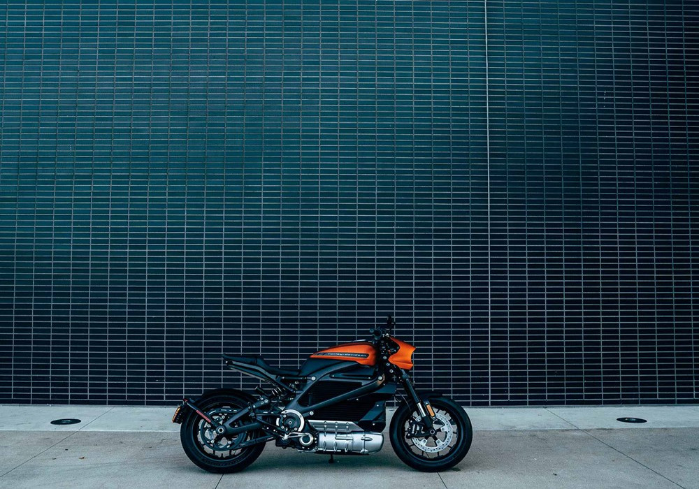 Electric: Harley assumes the production of LiveWire