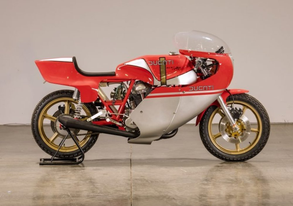 Classic : Ducati NCR Racer Replica to be auctioned