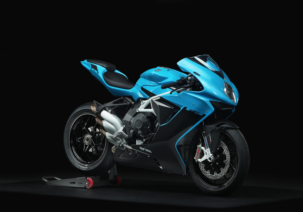 News : All the excitement of riding an MV Agusta with an A2-category licence