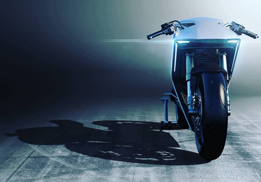 Electric : Ducati's electric Zero concept looks extremely fresh and futuristic