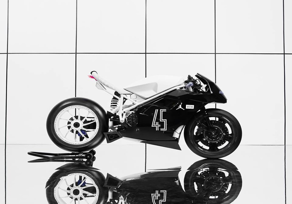 News : BSTN collaborates with Michael Jordon to come with Ducati 916 Concord