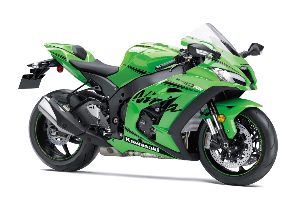 News : Kawasaki unveils 2019 ZX-10R, ZX-10RR and ZX-10R SE