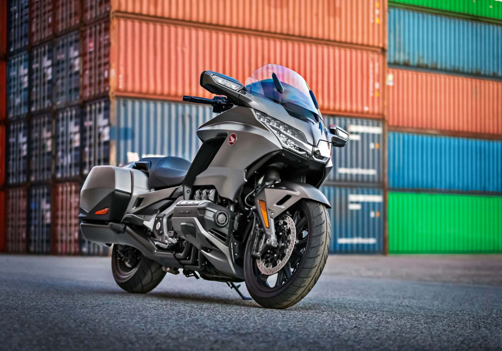 News : Honda offers software update for Goldwing