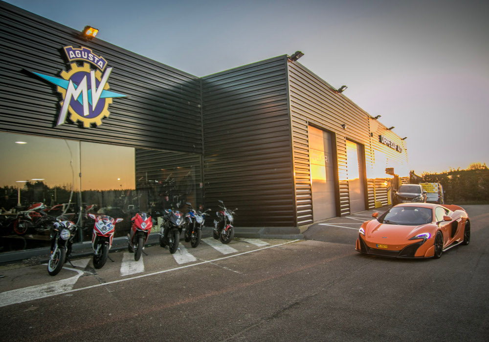 News : MV Agusta opens in Dieppe, France