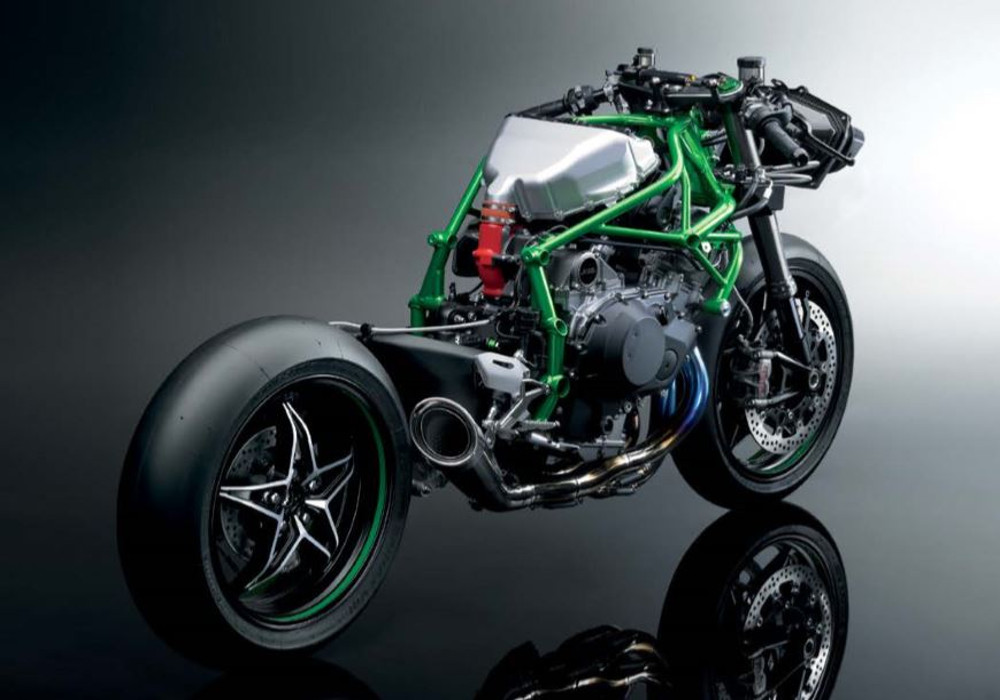 Evolution of engineering marvel ' Kawasaki Ninja H2R '