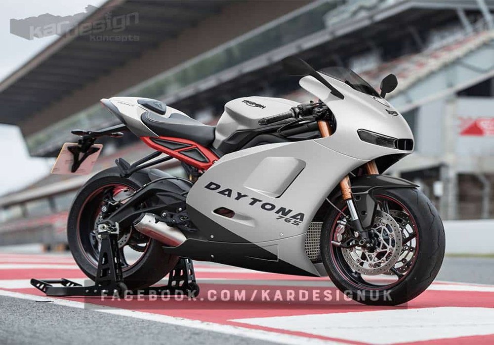 News Surprise As Triumph Daytona Will Also Arrive In 660 A2
