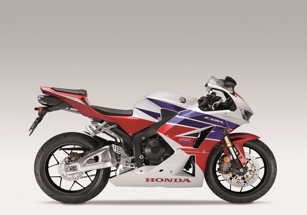 News : Information on new Honda CBR600RR