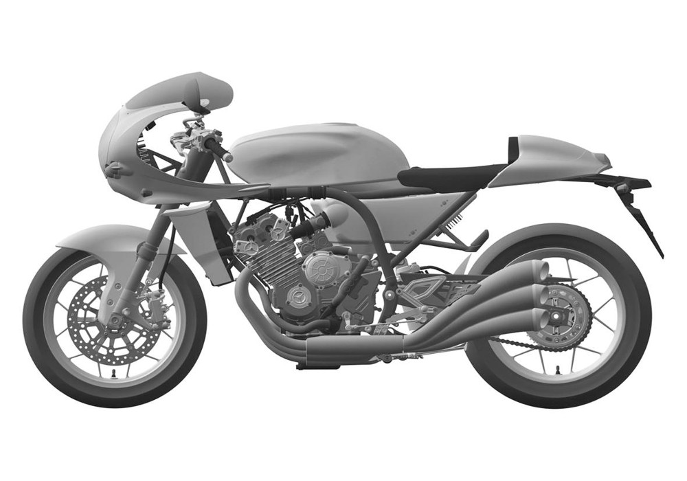 News : Will Honda's CBX 1000 with six cylinder come into production?