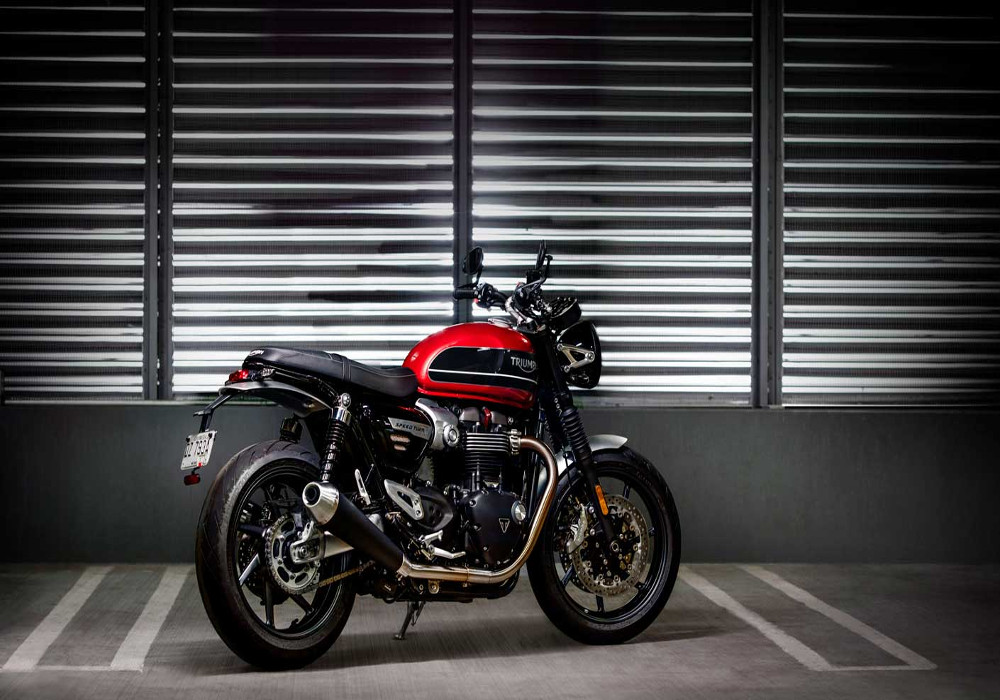 News : India gets new Triumph Speed Twin priced at Rs 9.46 Lakhs Exshowroom