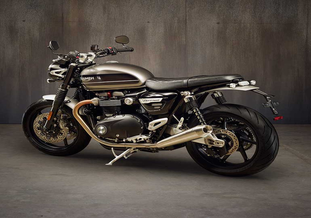 News : New Triumph Speed Twin on the verge of recall.
