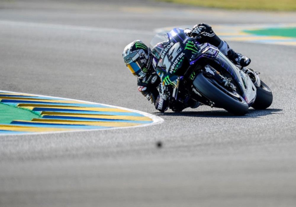 MotoGP : Vinales at top spot at Assen