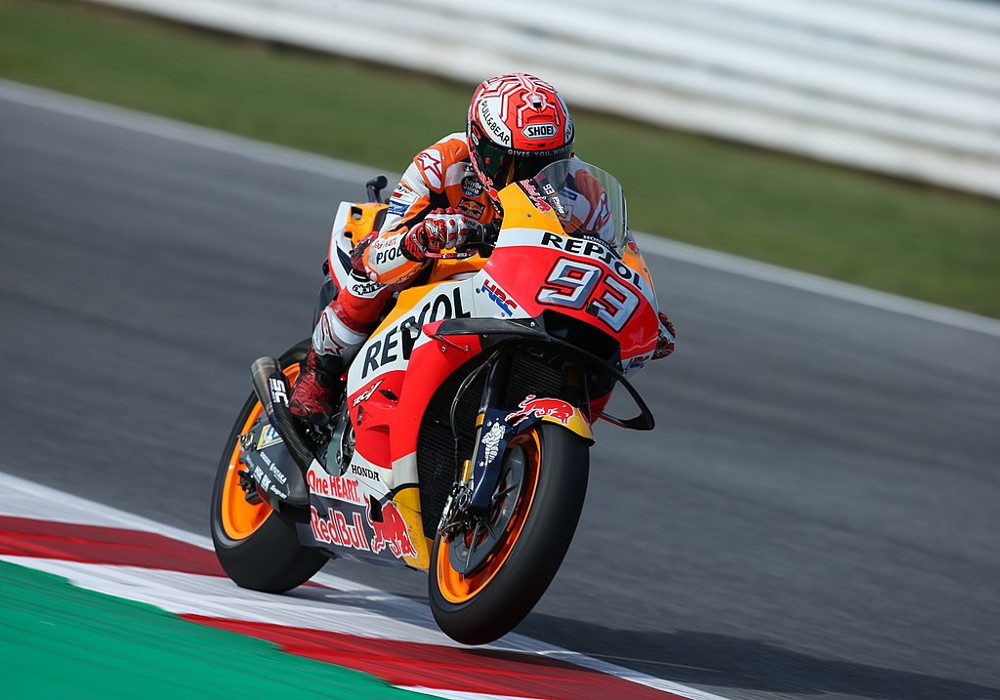 MotoGP : Marquez gets everything right at German GP