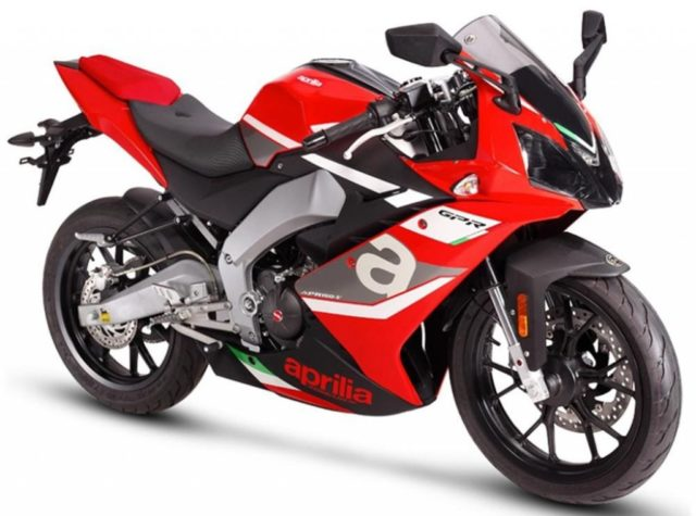 News : Is Aprilia in process of making 250cc motorcycle ?