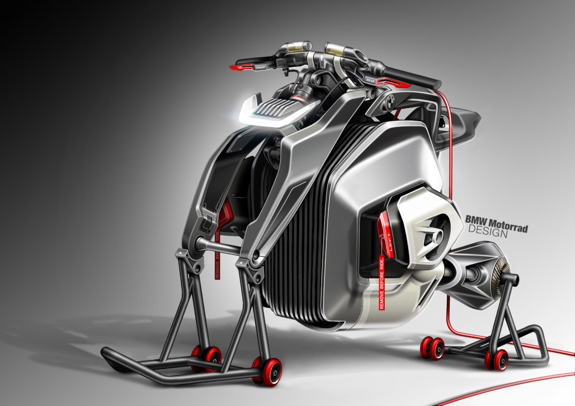 Engines : How Vision DC Roadster engine from BMW Motorrad differs?