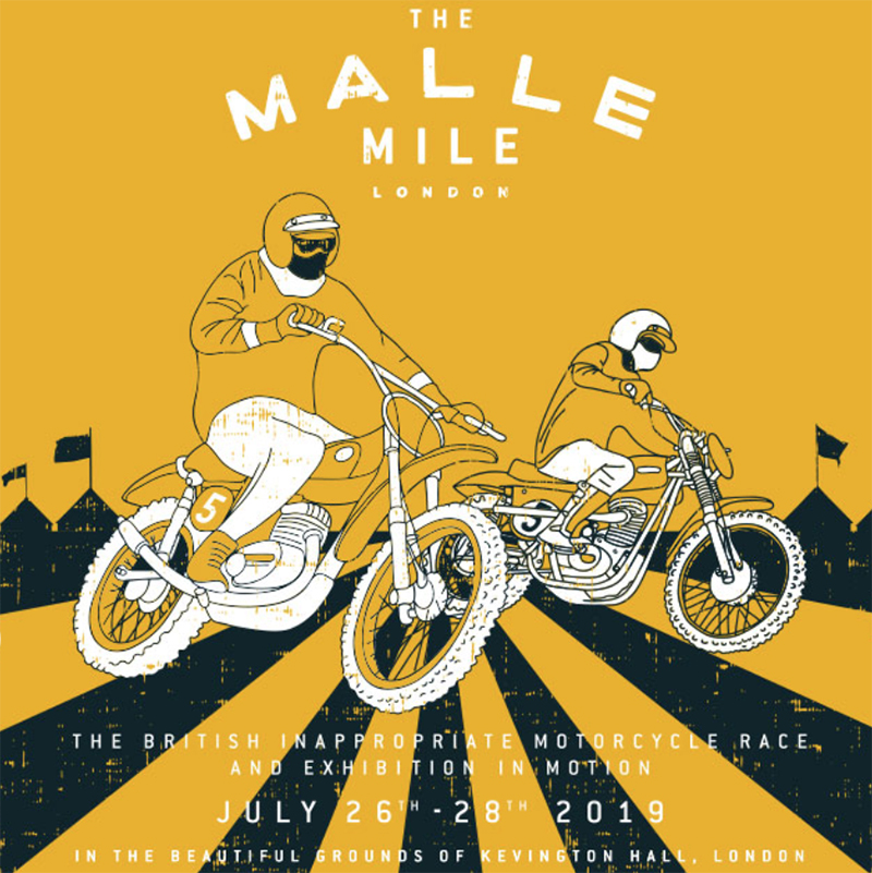 Events : Malle London Midnight Mile
