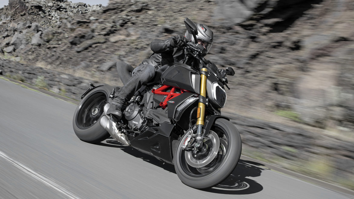 "News: Ducati's "" Le Carnivore "" gets unveiled in India"