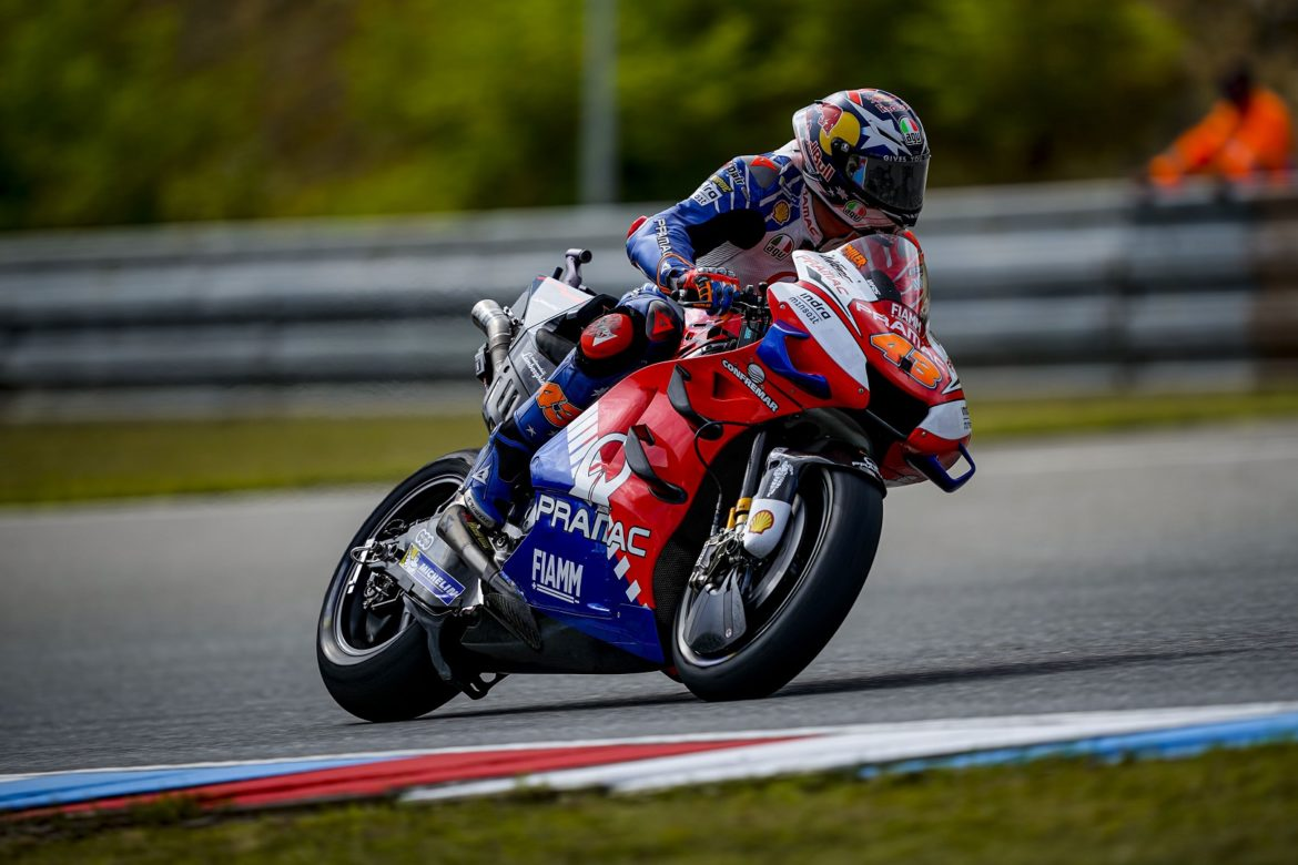 MotoGP: Jack Miller isn't going anywhere says Pramac