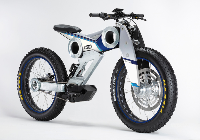 Electric: MotoParilla brings e-bikes in various flavors