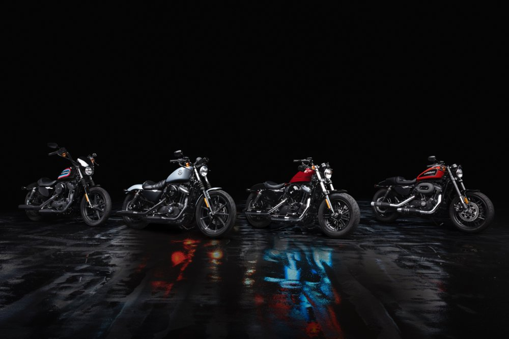 News: Harley-Davidson brings 2020 Low Rider S, Softail and Tri Glide