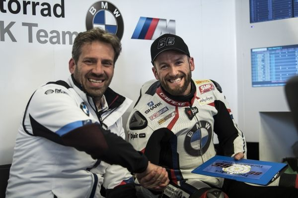 WSBK 2019: Tom Sykes renews the contract with BMW Motorrad WorldSBK Team