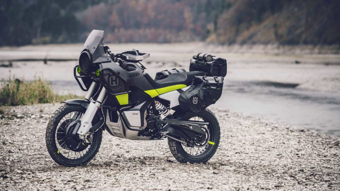 Husqvarna confirms the production for Norden 901 concept