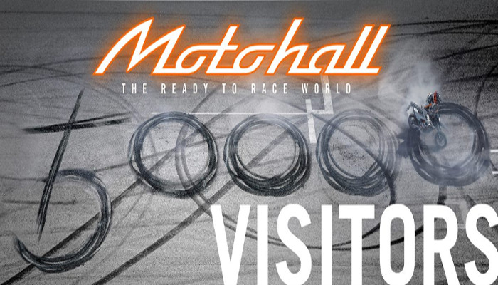 KTM Motohall gets the 50.000th visitor