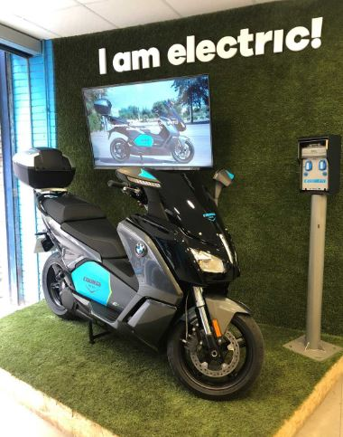 BMW Motorrad and mobility provider Cooltra join hands