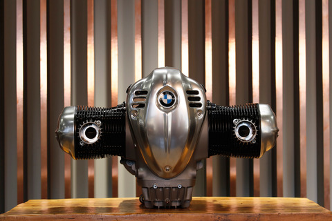 All about BMW Motorrad's R1800 C Engine