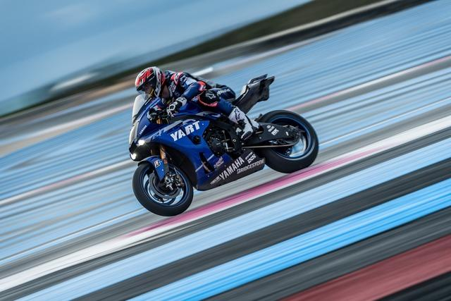 Yamaha EWC team is ready for Sepang