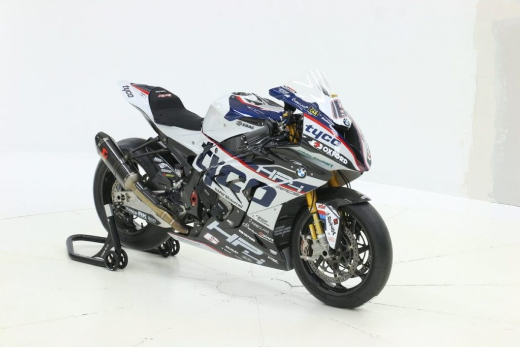 Isle Of Man Tt Bmw S1000rr Hp4 Livery That Costs 50 000 Adrenaline Culture Of Motorcycle And Speed